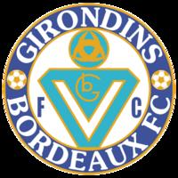FC Girondins de Bordeaux logo (1990-1993)