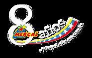 Mercal Logo 8 Años