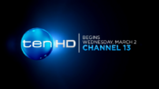 Ten HD promo 2016