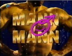 Mann O Mann