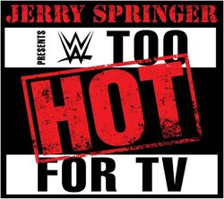 WWE TooHotForTV Logo