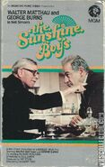 The sunshine boys -VHS-front