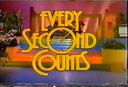 Every second counts alt
