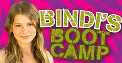 Bindi's Boot Camp Logo