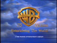 Warner Bros. Television 75th years 1998