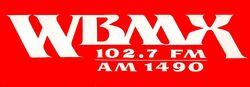 WBMX FM 102.7 AM 1490