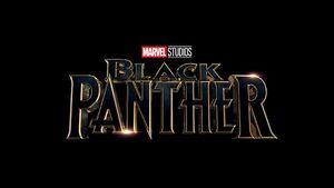 Black Panther Updated Logo