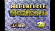 WTTO 21 Hillbillie Hoedown