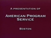 American Program Service Boston (1992)