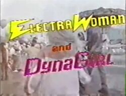 Electra Woman and Dyna Girl 2001 Pilot