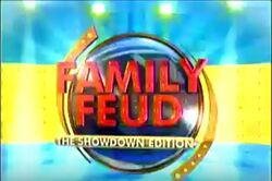 Family Feud The Showdown Edition