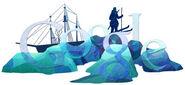 Google Fridtjof Nansen's 150th Birthday