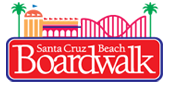 Santa cruz beach boardwalk logo