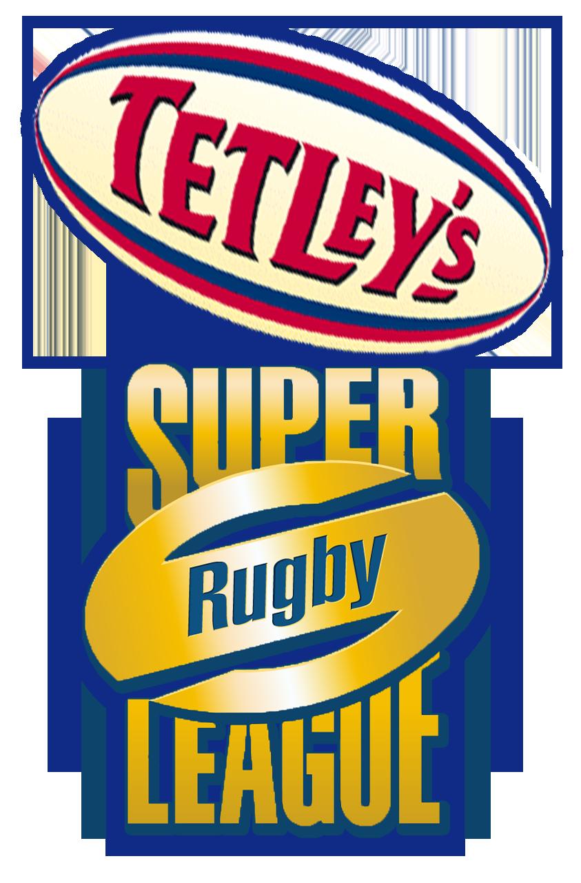 2003 Tetley's Super League logo