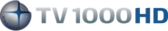 TV1000 HD logo 2009