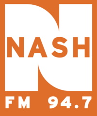 Nash FM 94.7 Logo