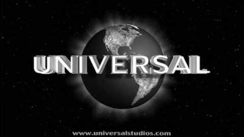 Universal Television Logo (2002) B&W Variant
