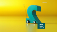 BBC Two Toy Car ident 2015