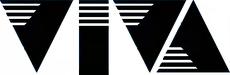 Viva logo black