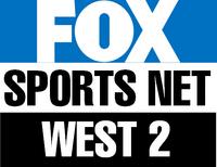 Fox Sports Net West 2 logo