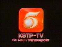 KSTP 5 Logo 1982