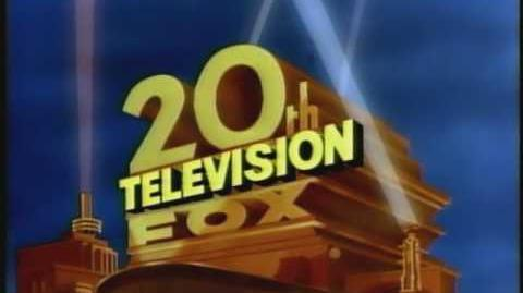 20th Century Fox Television Logo (1988)