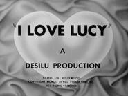 Desilu I Love Lucy 2