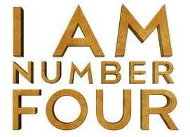 I am number four logo