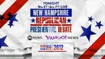 ABC News' Your Voice, Your Vote 2012, New Hampshire Republican Presidential Debate Video Promo For Saturday Night, January 7, 2012