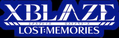 XBlaze Lost Memories (Logo)