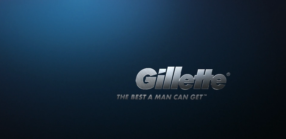 The males semen replaces the famous Gillette shaving creame, Hence the name Gillette.