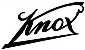 Knox-auto 1912 logo