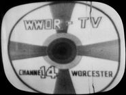 WWOR-TV Channel 14 Worcester Test Pattern