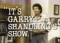 I'ts Garry Shandling's Show