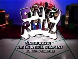 On a Roll Closing Logo