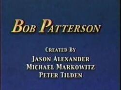Bob Patterson alt