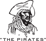 Pittsburgh Pirates 1934-1957 Logo