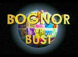 Bognor or bust logo