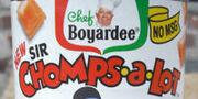 Chef Boyardee Sir Chomps-A-Lot logo