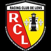 Racing Club de Lens logo (1994-1998)