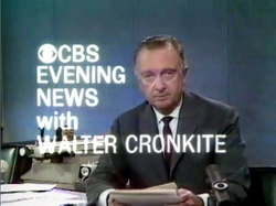 CBS Evening News with Cronkite, 1968