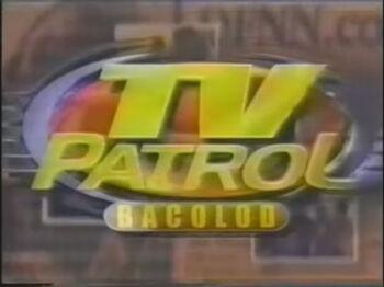 TV Patrol Bacolod 2001