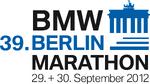 2012 Berlin Marathon logo