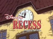 Recess Logo Variant