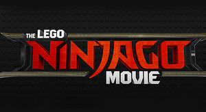 The LEGO Ninjago Movie logo (2017)