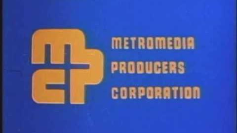 Metromedia Producers Corporation Logo (1968)