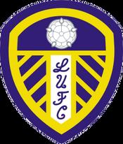 Leeds United AFC logo (1998-1999)