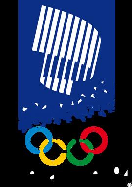 1994 wolympics logo