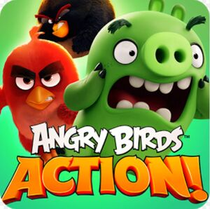 Angry Birds Action App Icon