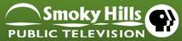 Smoky Hills Public Television logo